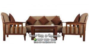 Kursi Tamu Sofa Minimalis Punggung Nyaman